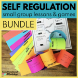 GROWING Self Regulation Small Group Curriculum Bundle