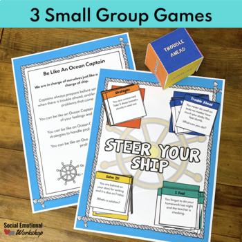 GROWING Self Regulation Small Group Curriculum Bundle
