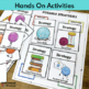 Bundle Self Regulation Small Group Curriculum with Lessons, Activities, & Games