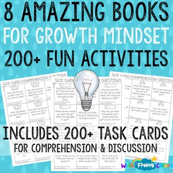GROWTH MINDSET  8 BOOK SUPER BUNDLE!