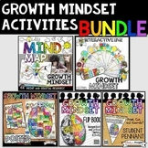 GROWTH MINDSET ACTIVITIES BUNDLE FOR BACK TO SCHOOL FUN