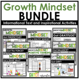 GROWTH MINDSET ACTIVITIES BUNDLE | BALANCE | PERSPECTIVE | GRIT | NEURONS