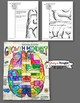 GROWTH MINDSET POSTER, WRITING, SETTING GOALS, COLLABORATIVE