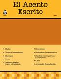 El Acento Escrito (Enhanced eBook)
