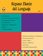 Repaso Diario del Lenguaje (Enhanced eBook)