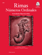 Rimas, Números Ordinales (Enhanced eBook)
