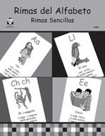 Rimas del Alfabeto, Rimas Sencillas (Enhanced eBook)