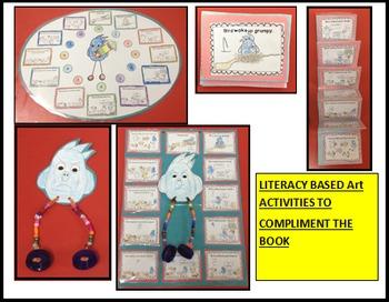 GRUMPY BIRD by Jeremy Tankard-Literacy and Math Lessons FREEBIE
