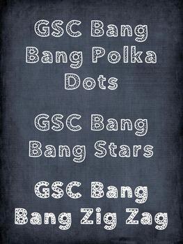 GSC Font Set #4