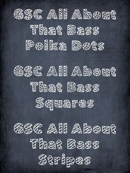 GSC Font Set #5