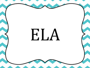 Geoorgia Standards of Excellence 3rd Grade ELA standards and I Can Statements