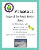 GSE Georgia Studies 8th Grade STEM Barrier Islands Erosion