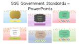 8th Grade GSE Government Bundle *Work in Progress File*