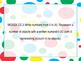 GSE Kindergarten Standards Posters Colored Dots