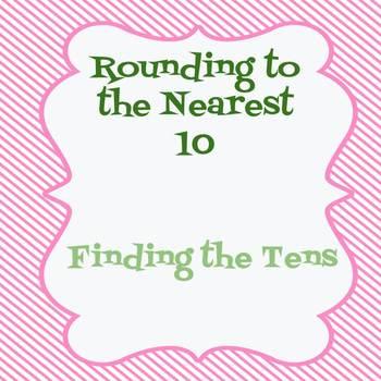 GSE3.NBT.1: Finding the Nearest Ten