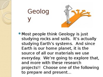 GT - Geology Research Project