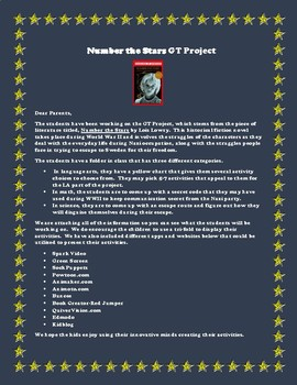 GT Project over Number the Stars
