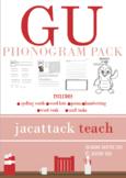 GU Phonogram Pack (Spalding Based)