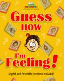 GUESS HOW I'M FEELING (Digital & Printable Game) - PDF & G