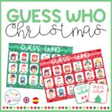 GUESS WHO - Christmas