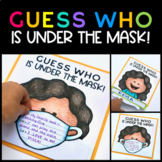 GUESS WHO is Under the MASK!