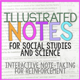 Illustrated Notes: Interactive Note-Taking