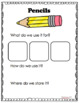 GUIDED DISCOVERY-SCHOOL SUPPLIES