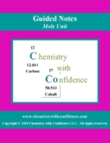 GUIDED NOTES - Mole Unit