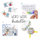 ENDLESS Word Work Bundle