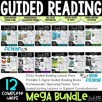 GUIDED READING Mega BUNDLE