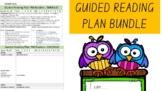 GUIDED READING PLAN - BARGAIN BUNDLE - PM READERS LEVELS 1 - 30 & BONUS