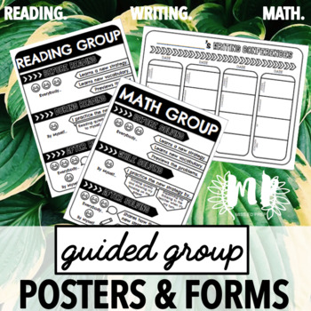 SMALL GROUP EXPECTATIONS POSTERS