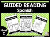 GUIDED READING in Spanish Nivel C