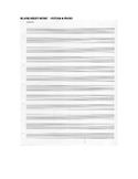 GUITAR & PIANO BLANK SHEET MUSIC