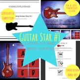 GUITAR STAR #1 - A Rewards-Integrated Guitar Method