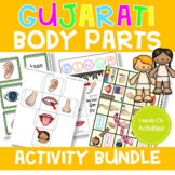 GUJARATI BODY PARTS Activity Bundle