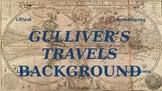 GULLIVER'S TRAVELS BACKGROUND