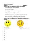 GUSTAR + Infinitives Worksheet