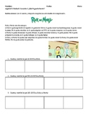 GUSTAR practice with reading and comprehension questions