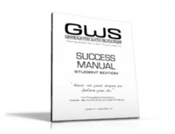 GWS Success Manual - for motivation and retention of high school students.