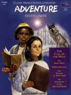 Adventure Study Units: Classic Middle School Literature