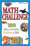 Math Challenge: Fun and Creative Problems for Kids, Level 1