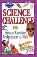 Science Challenge: Fun and Creative Brainteasers for Kids, Level 2