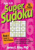 Super Sudoku Book 1