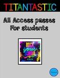 GYTO Rock Your School: All Access Pass invitation
