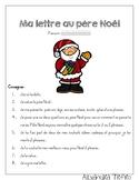 Gabarit lettre au Père Noël