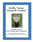 Gabby Talker- Biography Research Project