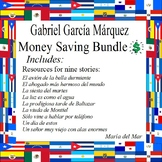 Gabriel García Márquez Growing Bundle  (Español)