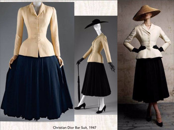 Gabrielle Coco Chanel - Fashion Design - Both Phases Plus Karl Lagerfeld