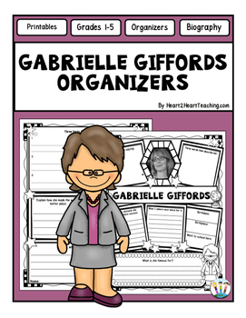 Gabrielle Giffords Research Organizers for Projects